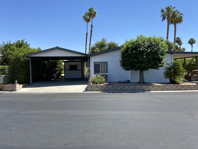 73450 Country Club Drive Drive #158, Palm Desert, CA 92260 (MLS #219062680) :: KUD Properties