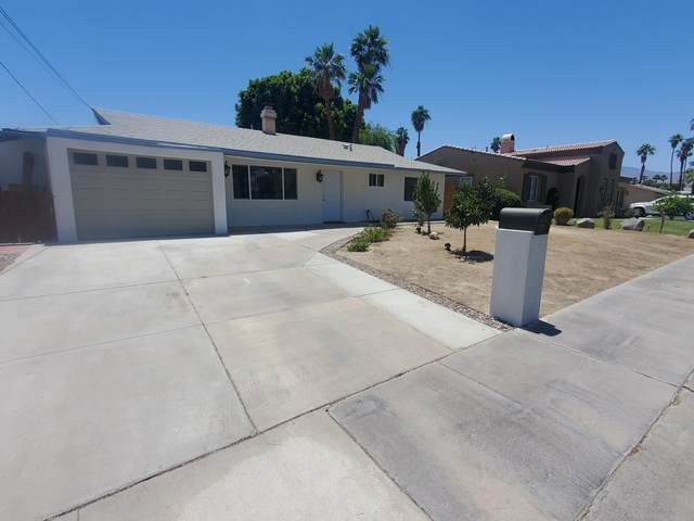 77255 California Drive, Palm Desert, CA 92211 (MLS #219062718) :: Brad Schmett Real Estate Group