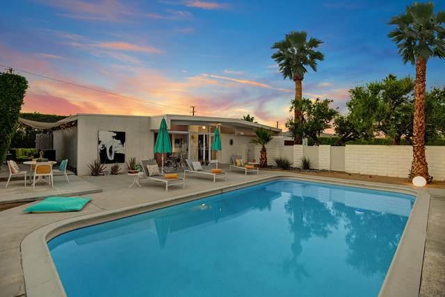 3390 E Paseo Barbara, Palm Springs, CA 92262 (MLS #219062730) :: KUD Properties