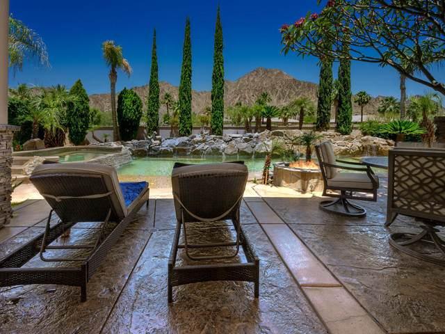 48820 Eisenhower Drive, La Quinta, CA 92253 (#219062773) :: The Pratt Group
