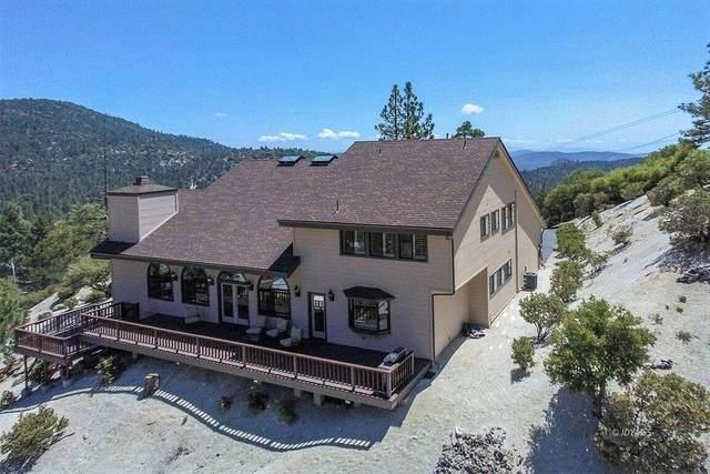 54664 Falling Leaf Drive, Idyllwild, CA 92549 (MLS #219062813) :: Hacienda Agency Inc