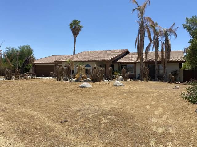 78605 Starlight Lane, Bermuda Dunes, CA 92203 (MLS #219062826) :: Hacienda Agency Inc