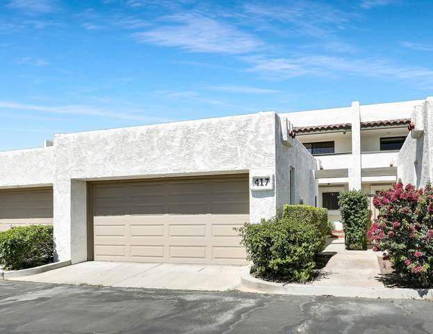 417 N Calle Alvarado, Palm Springs, CA 92262 (MLS #219062843) :: Desert Area Homes For Sale