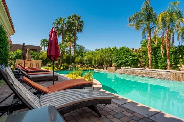 5 Villaggio Place, Rancho Mirage, CA 92270 (MLS #219062850) :: Zwemmer Realty Group