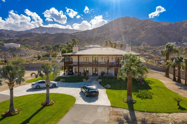 71440 Oasis Trail, Palm Desert, CA 92260 (MLS #219062863) :: KUD Properties