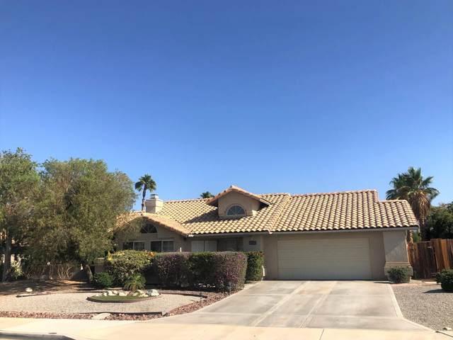 78715 Villeta Drive, La Quinta, CA 92253 (MLS #219062918) :: KUD Properties