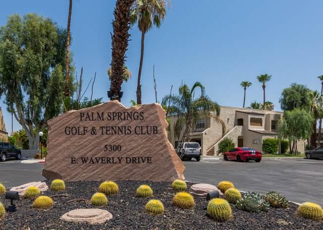5300 E Waverly Drive, Palm Springs, CA 92264 (#219062926) :: The Pratt Group