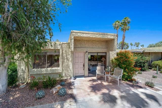 2241 Los Patos Drive, Palm Springs, CA 92264 (MLS #219062999) :: KUD Properties