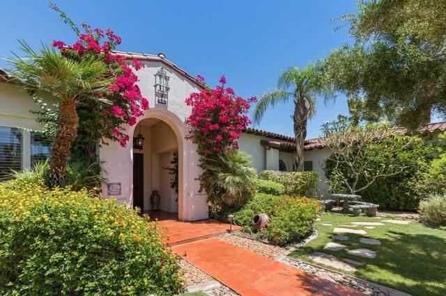 1244 Verdugo Road, Palm Springs, CA 92262 (MLS #219063021) :: KUD Properties