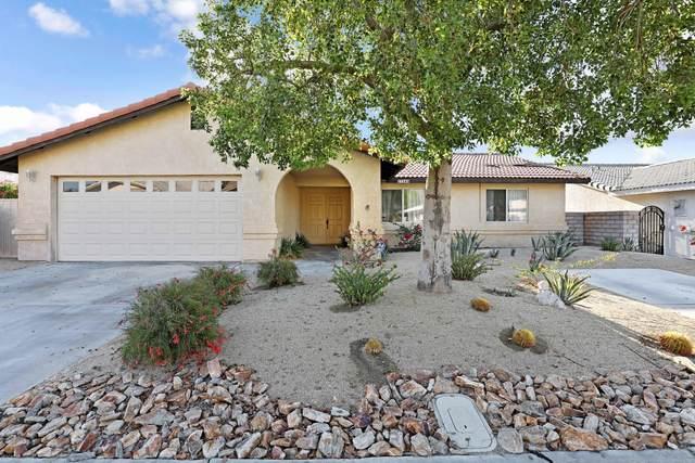 27163 Shadowcrest Lane, Cathedral City, CA 92234 (MLS #219063023) :: KUD Properties