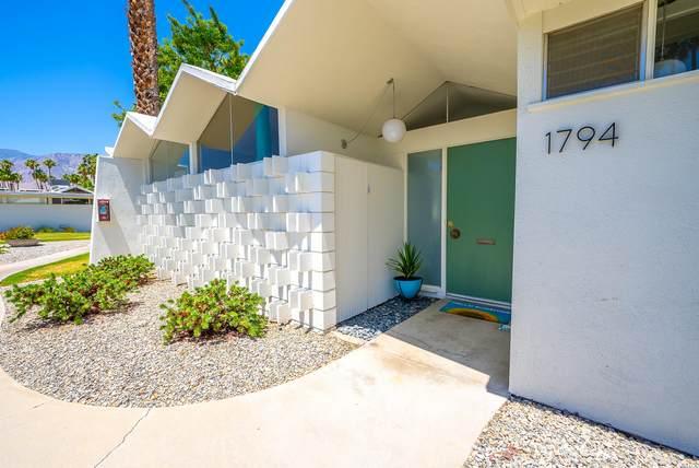 1794 S Araby Drive, Palm Springs, CA 92264 (#219063059) :: The Pratt Group