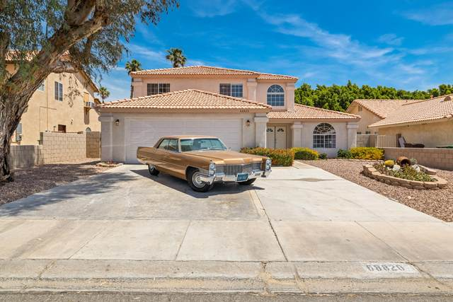 68820 Concepcion Road, Cathedral City, CA 92234 (#219063060) :: The Pratt Group