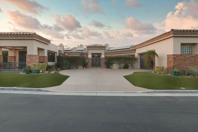 338 Crest Lake Drive, Palm Desert, CA 92211 (#219063090) :: The Pratt Group