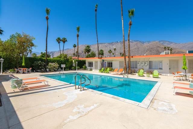 314 E Stevens Road, Palm Springs, CA 92262 (MLS #219063100) :: KUD Properties