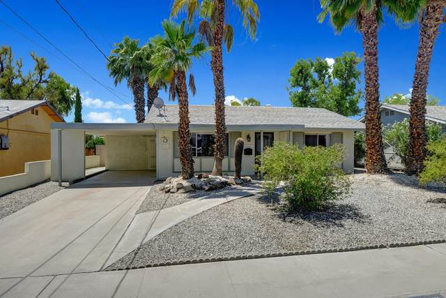 77155 Michigan Drive, Palm Desert, CA 92211 (#219063111) :: The Pratt Group