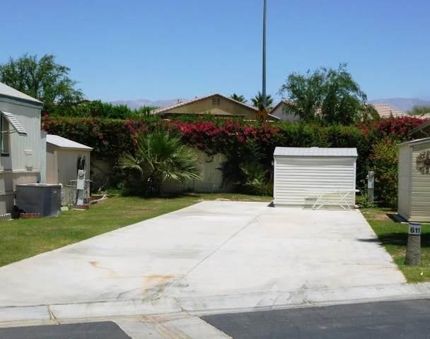 84136 Avenue 44, #611 #611, Indio, CA 92203 (MLS #219063128) :: Lisa Angell