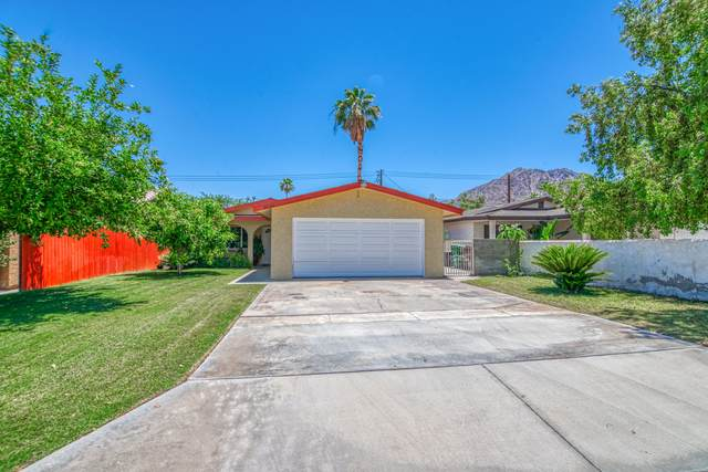 52160 Avenida Martinez, La Quinta, CA 92253 (MLS #219063156) :: KUD Properties