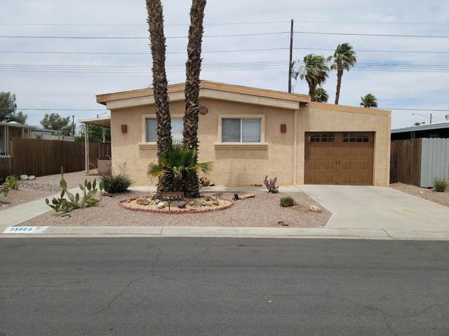 33860 Westchester Drive, Thousand Palms, CA 92276 (MLS #219063190) :: Zwemmer Realty Group