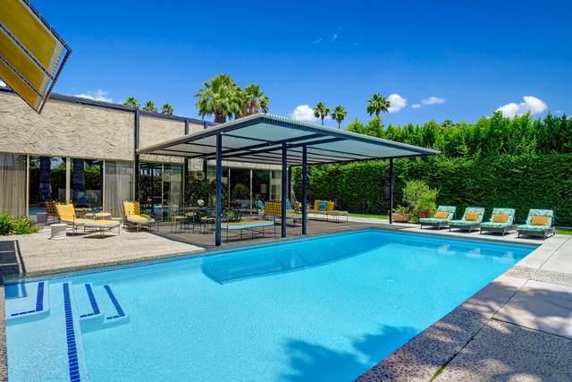 350 W Via Lola, Palm Springs, CA 92262 (#219063269) :: The Pratt Group