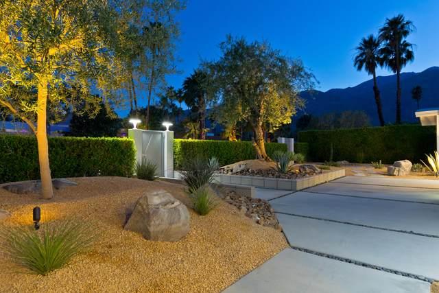 1454 E San Lucas Road, Palm Springs, CA 92264 (MLS #219063273) :: Hacienda Agency Inc