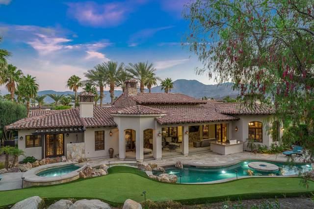 80880 Via Portofino, La Quinta, CA 92253 (MLS #219063286) :: KUD Properties