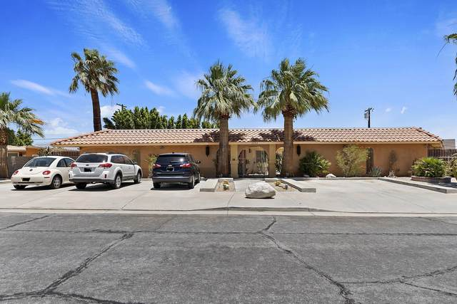 2552 N Junipero Avenue, Palm Springs, CA 92262 (#219063290) :: The Pratt Group