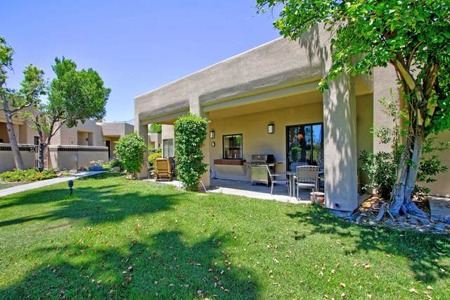 67793 N Portales Drive, Cathedral City, CA 92234 (MLS #219063299) :: The John Jay Group - Bennion Deville Homes