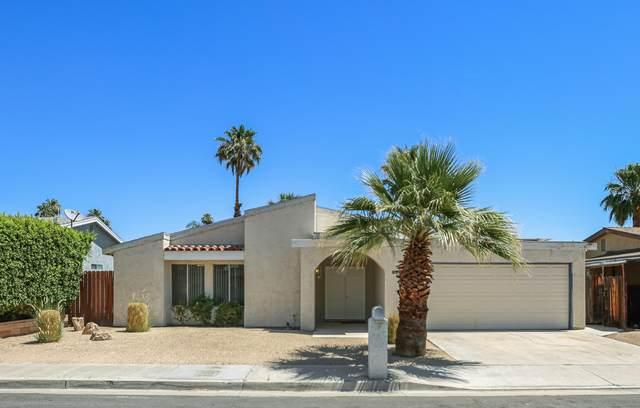 830 Arroyo Vista Drive, Palm Springs, CA 92264 (MLS #219063312) :: KUD Properties