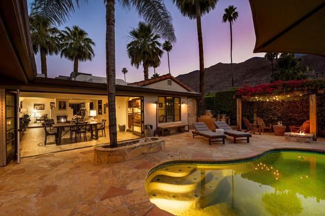 410 E Ave Hokona, Palm Springs, CA 92264 (MLS #219063363) :: Hacienda Agency Inc