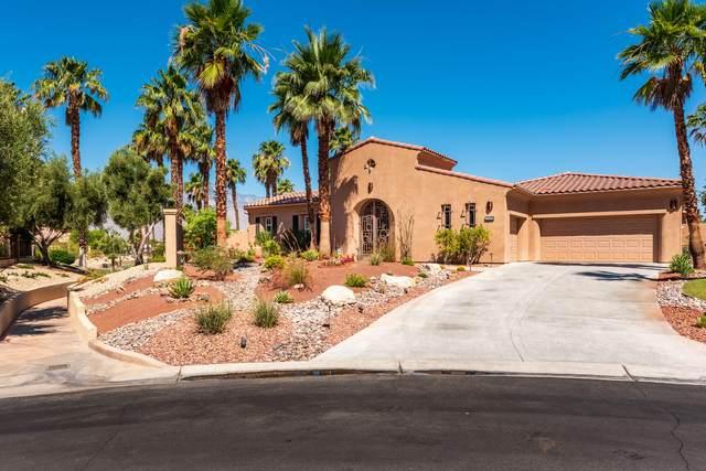 35410 Vista Real, Rancho Mirage, CA 92270 (MLS #219063382) :: Hacienda Agency Inc