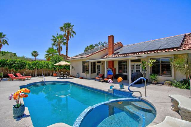66 San Simeon Court, Rancho Mirage, CA 92270 (MLS #219063388) :: Hacienda Agency Inc