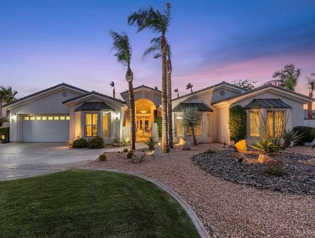 8 Excalibur Court, Rancho Mirage, CA 92270 (MLS #219063400) :: Hacienda Agency Inc