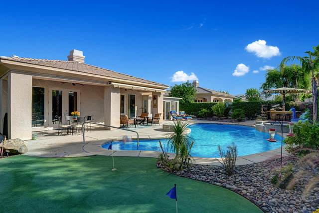 19 Orleans Road, Rancho Mirage, CA 92270 (MLS #219063410) :: Hacienda Agency Inc