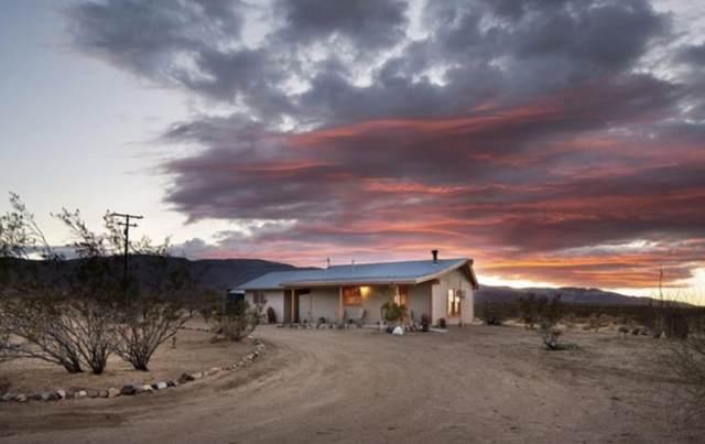 50235 Saddle Rock Way, Johnson Valley, CA 92285 (MLS #219063413) :: KUD Properties