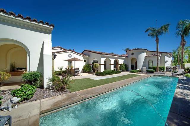 76461 Via Chianti, Indian Wells, CA 92210 (MLS #219063434) :: Brad Schmett Real Estate Group
