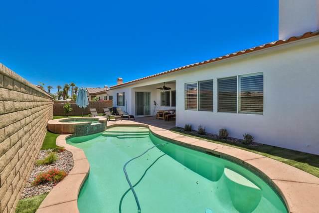 78448 Via Pavion, La Quinta, CA 92253 (MLS #219063449) :: KUD Properties