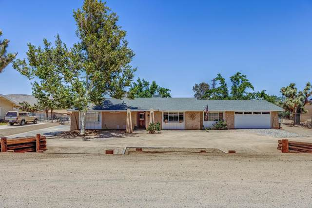 56838 Bonanza Drive, Yucca Valley, CA 92284 (MLS #219063454) :: KUD Properties