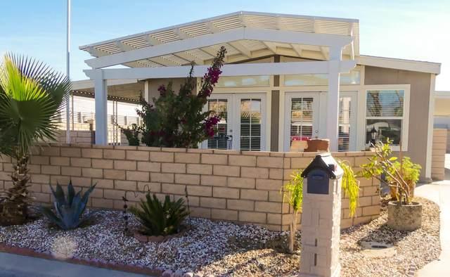 39486 Warm Springs Drive, Palm Desert, CA 92260 (MLS #219063464) :: The Jelmberg Team