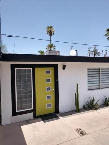 519 S Desert View Drive, Palm Springs, CA 92264 (MLS #219063490) :: Hacienda Agency Inc