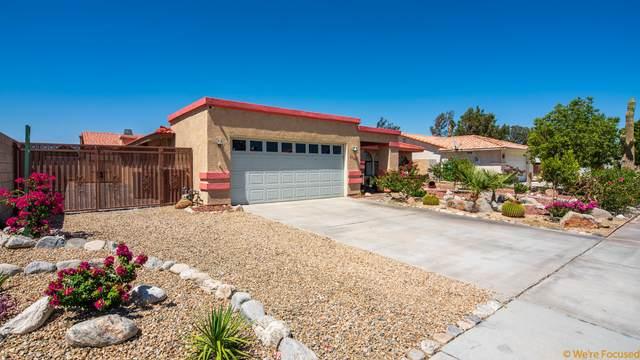 67350 Garbino Road, Cathedral City, CA 92234 (MLS #219063510) :: Hacienda Agency Inc