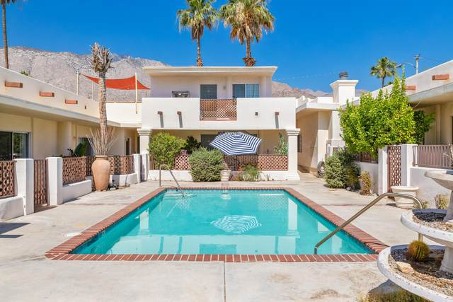 980 N Indian Canyon Drive, Palm Springs, CA 92262 (#219063516) :: The Pratt Group