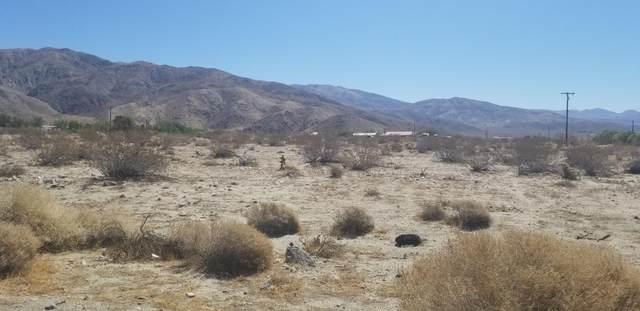 0 Prospect Rd. Road, Desert Hot Springs, CA 92241 (#219063546) :: The Pratt Group
