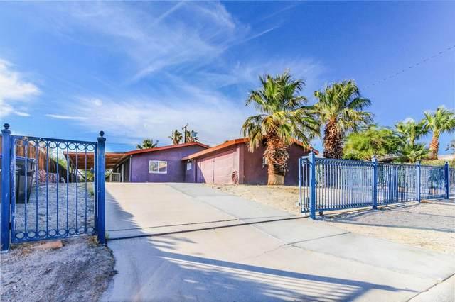 68238 Calle Blanco, Desert Hot Springs, CA 92240 (#219063551) :: The Pratt Group