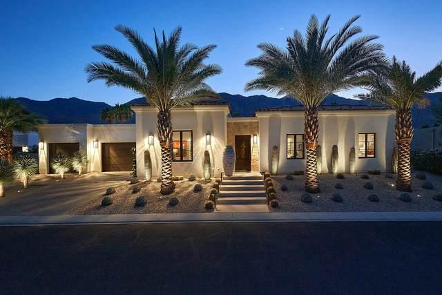3043 Via Tranquillo, Palm Springs, CA 92264 (MLS #219063561) :: Brad Schmett Real Estate Group