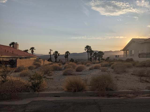 0 Verbina Drive, Desert Hot Springs, CA 92240 (MLS #219063572) :: Desert Area Homes For Sale