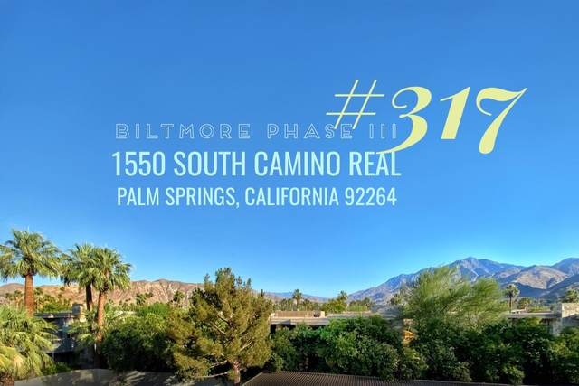 1550 S Camino Real, Palm Springs, CA 92264 (MLS #219063610) :: KUD Properties
