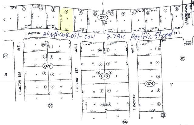 2794 Pacific Street, Salton City, CA 92275 (#219063629) :: The Pratt Group