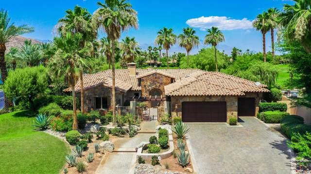 45787 W Via Villaggio, Indian Wells, CA 92210 (MLS #219063633) :: Brad Schmett Real Estate Group