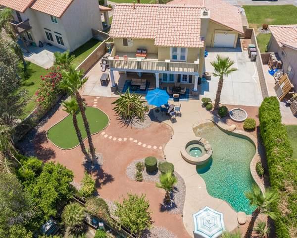 44360 Villeta Drive, La Quinta, CA 92253 (MLS #219063656) :: The Jelmberg Team