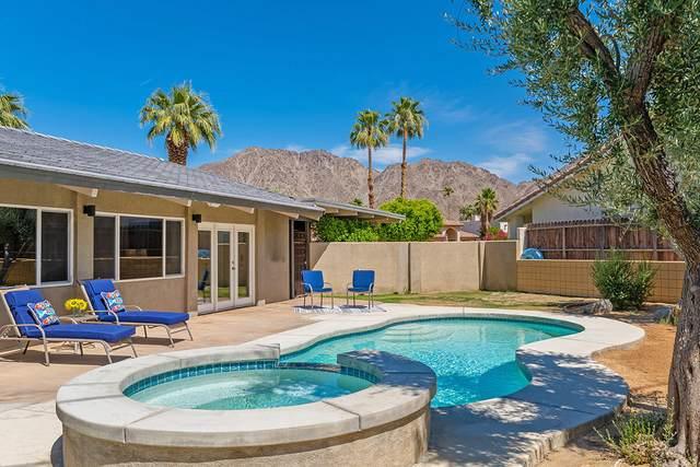 53025 Avenida Vallejo, La Quinta, CA 92253 (MLS #219063667) :: The Jelmberg Team